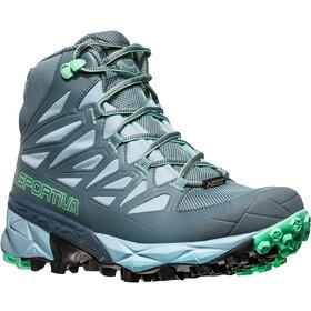 La Sportiva Blade GTX Zapatillas Mujer, slate/jade green